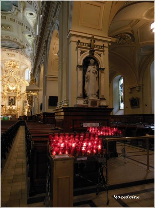 Un peu du vieux Québec...La Basilique-Cathédrale