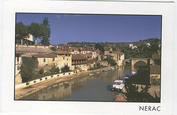 carte margaux NERAC