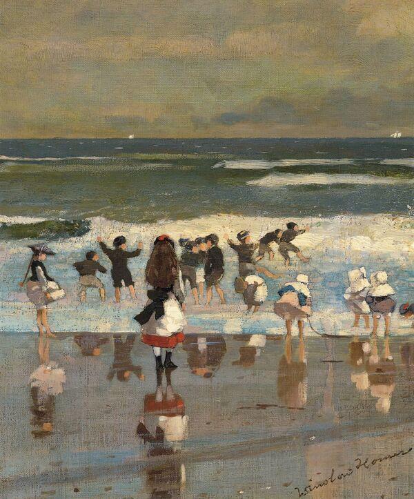 Samedi - Le tableau du samedi : Winslow Homer, réalisme américain