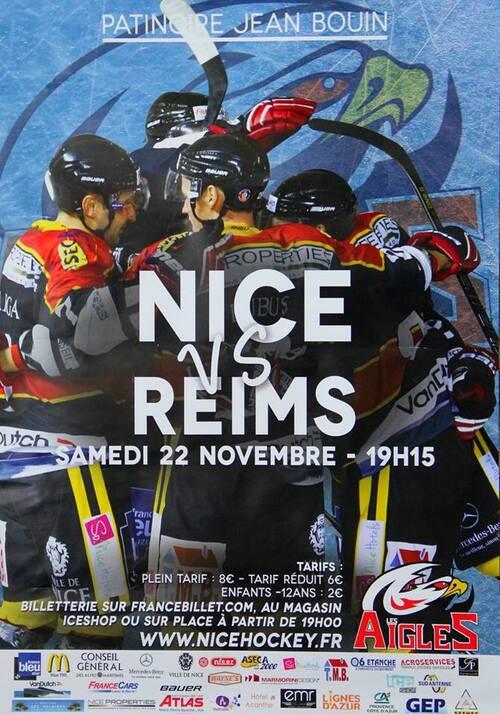 Nice - Reims