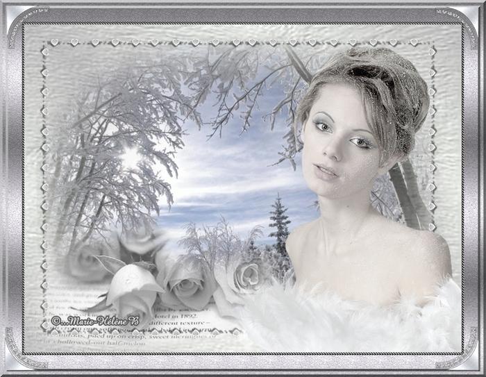 ♥♥♥ L'arrivée de la première neige ♥♥♥