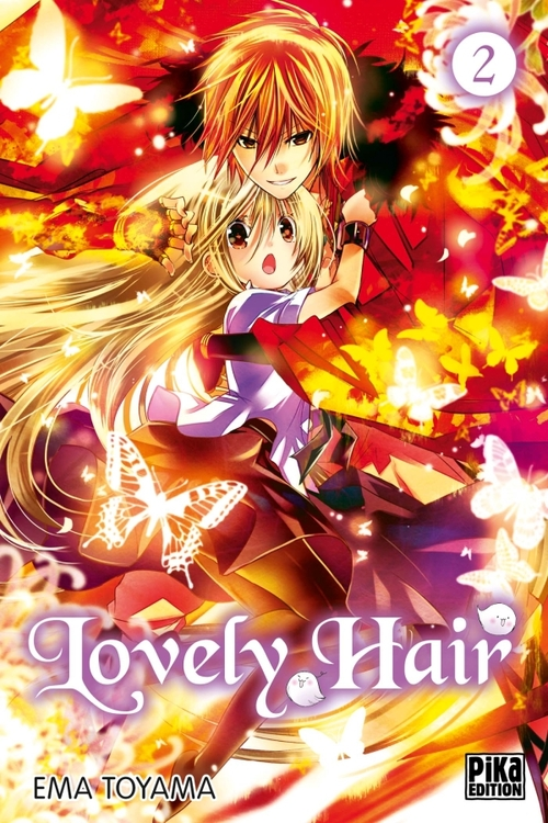 Lovely hair - Tome 02 - Ema Toyama