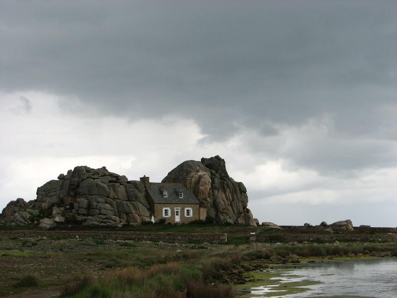 Bretagne, Castel Meur