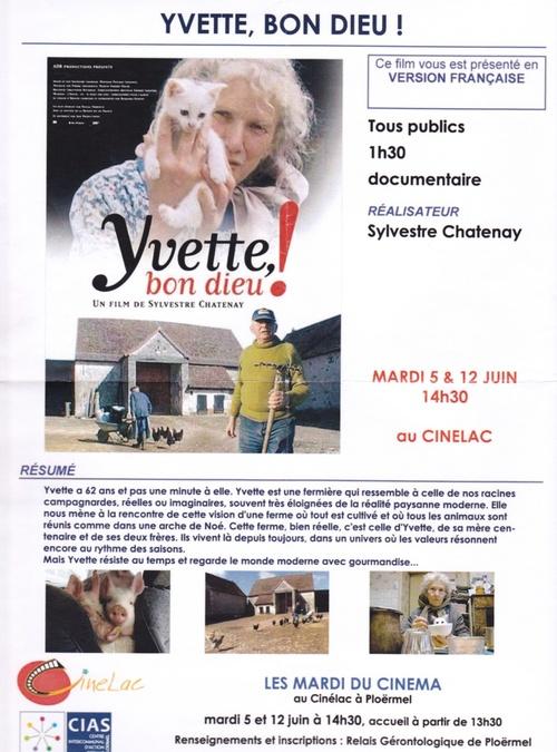 """Sortie cinéma pour les""""joyeux sansonnets"""""""