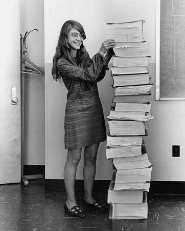 La femme sans qui l'Homme ne serait jamais allé sur la Lune