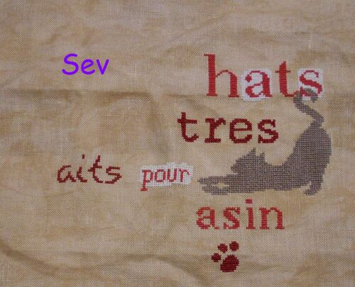 "SAL "" Les Chats"" - 6"