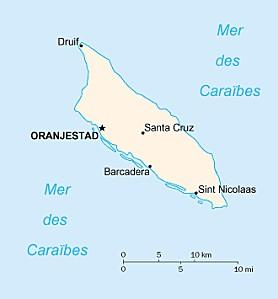 Carte Aruba