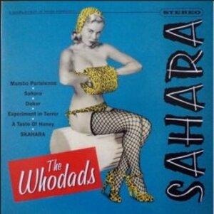 THE WHODADS -  SAHARA - 1999 -