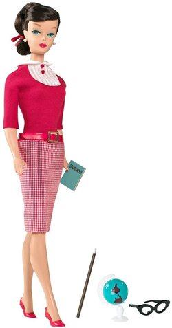 A vendre - Barbie Professeur réédition