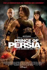 Prince Of Persia : Les Sables Du Temps : Un prince rebelle est contraint d'unir ses forces avec une mystérieuse princesse pour affronter ensemble les forces du mal et protéger une dague antique capable de libérer les Sables du temps, un don de dieu qui peut inverser le cours du temps et permettre à son possesseur de régner en maître absolu sur le monde. ...-----... Première sortie : 9 mai 2010 (Allemagne)  Année de production: 2010  Réalisateur: Mike Newell  Acteur: Jake Gyllenhaal, Gemma Arterton, Ben Kingsley, Toby Kebbell, Gemma Arterton  Genre: Action, Aventure  Nationalité américain  Durée: 02h06min