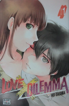 "Love Dilemma T.1 ""Manga BD"""