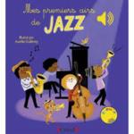 Chronique Mes premiers airs de Jazz d'Aurélie Guillerey