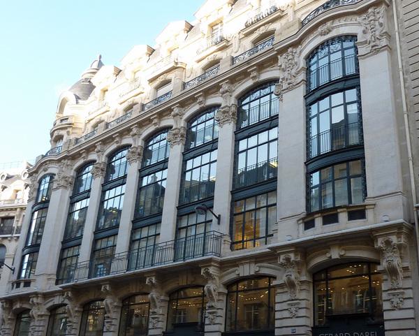 Tout, tout, tout vous saurez tout sur la rue Réaumur... et son architecture !