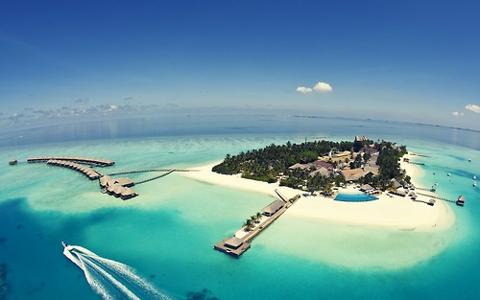 Hôtel Velassaru, Maldives