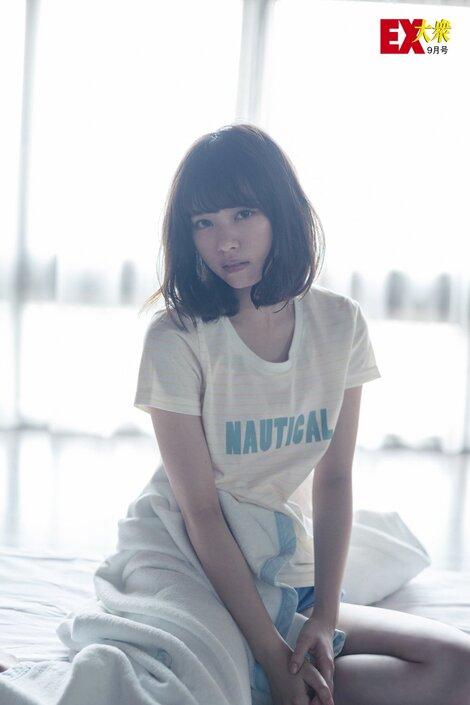 WEB Magazine : ( [EXweb - Gravure] - |EX Taishu - 2016.09 - Nogizaka46 / Nanase Nishino| )