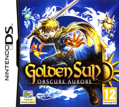 Golden Sun : Obscure Aurore (EU)(M5)