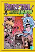 Fairy Tail- La grande aventure de Happy tome 3
