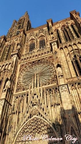 Strasbourg : Balade près de la cathédrale