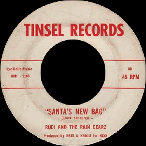 "Various Artists "" Santa's Funk & Soul Christmas Party Vol. 3 "" Tramp Records ‎TRLP-TRCD-9050 [ US ]"