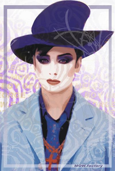 Boy George - 2003