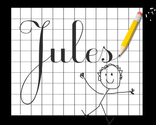 Créations de logos : Jules