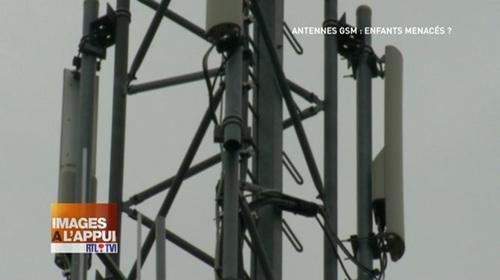 """Wolu1200 : Antennes qui """"grondent"""" dans l'église Ste Famille + reportage RTL"""