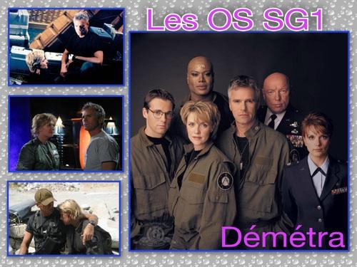 Les OS SG1