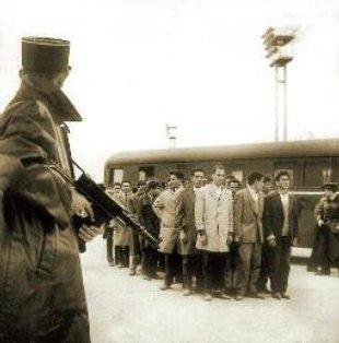 17octobre 1961 : nuit sanglante à Paris/youssef girard