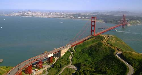 27 mai 1937 : inauguration du Golden Gate à San-Francisco