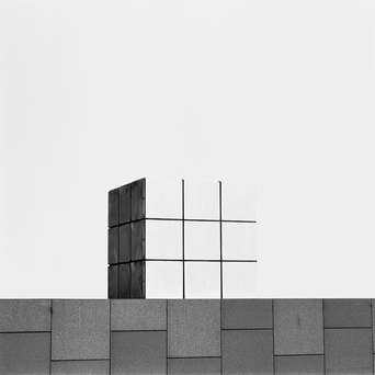 tiles boulders, photographie, sculpture, architecture, art, minimalisme, maquette