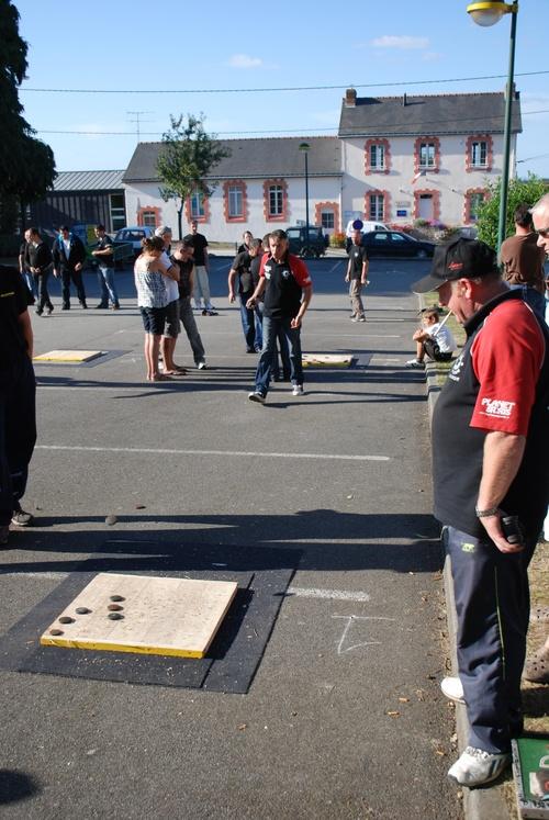 Le tournoi de palet 2012
