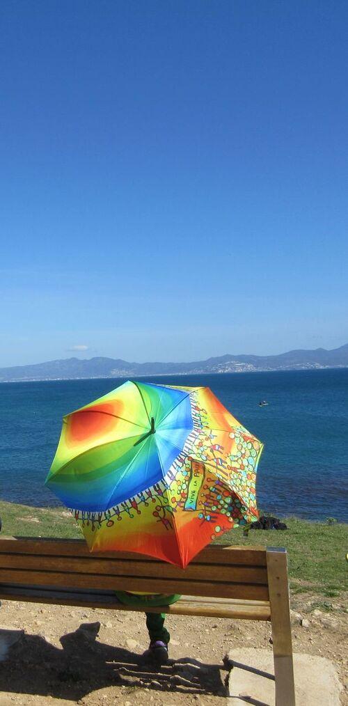 Espagne parapluviophile...