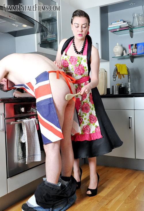 Une ménagère perverse