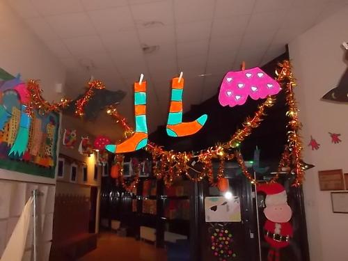 Le couloir de décembre