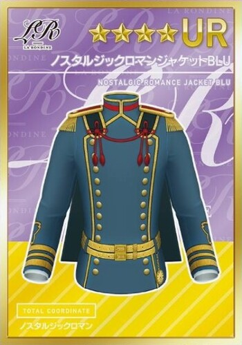 Nostalgic Romance Military - Keigo et Shin