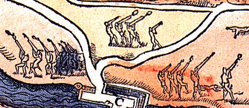 Le développement de l'artillerie à Metz (XIVe-XVIe siècles)