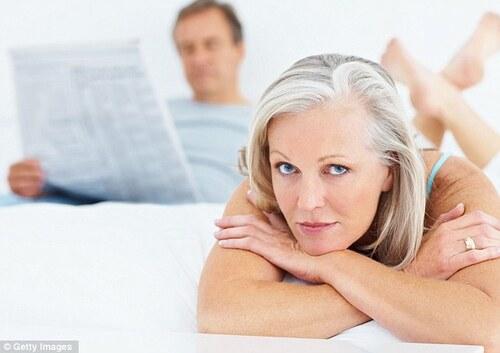La relation entre la libido de la femme et l'âge