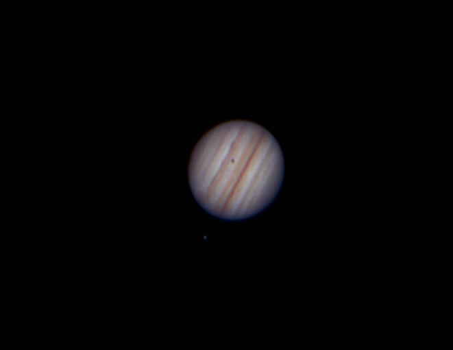 Jupiter 29 août 2021