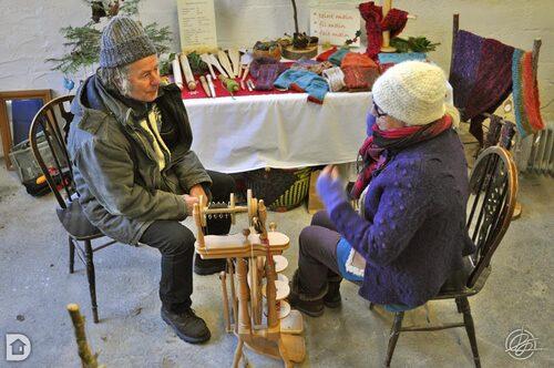 Mini marché de Noël entre amis