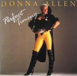 Donna Allen - Perfect Timing - Complete LP