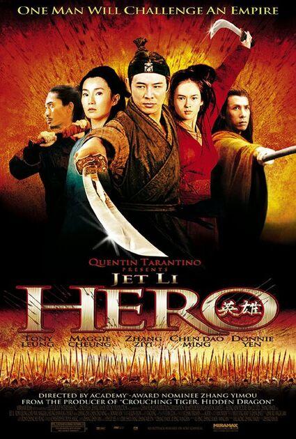 Ying xiong / Hero (2002)