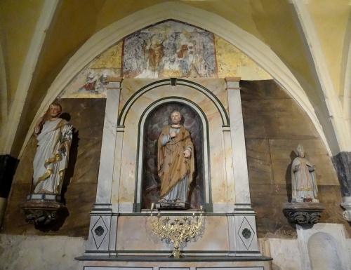 L'église de Balot