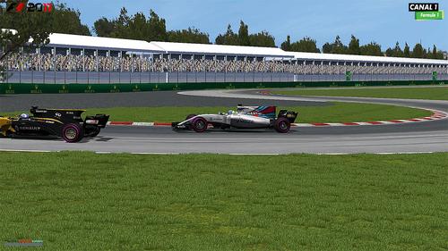 Williams Martini Racing - Felipe Massa