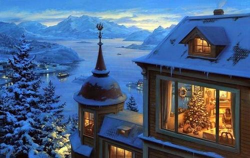 Ambiance de Noël