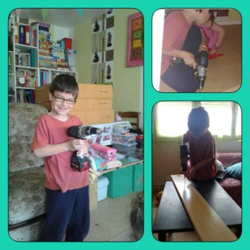 Atelier bricolage ^^