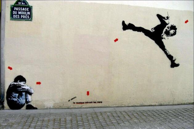 La musique adoucit les murs