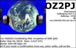 SWL: Short Waves Listener  Ecoute ondes courte