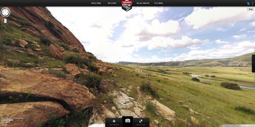 Street View Africa