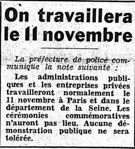 LX. La Faculté de Droit de Paris sous l'Occupation (3) 1940-1941
