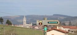 Saint-Romain-Lachalm Dimanche 16/03/2014